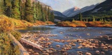 Autumn_Morning_At_Granite_Creek_14x28e